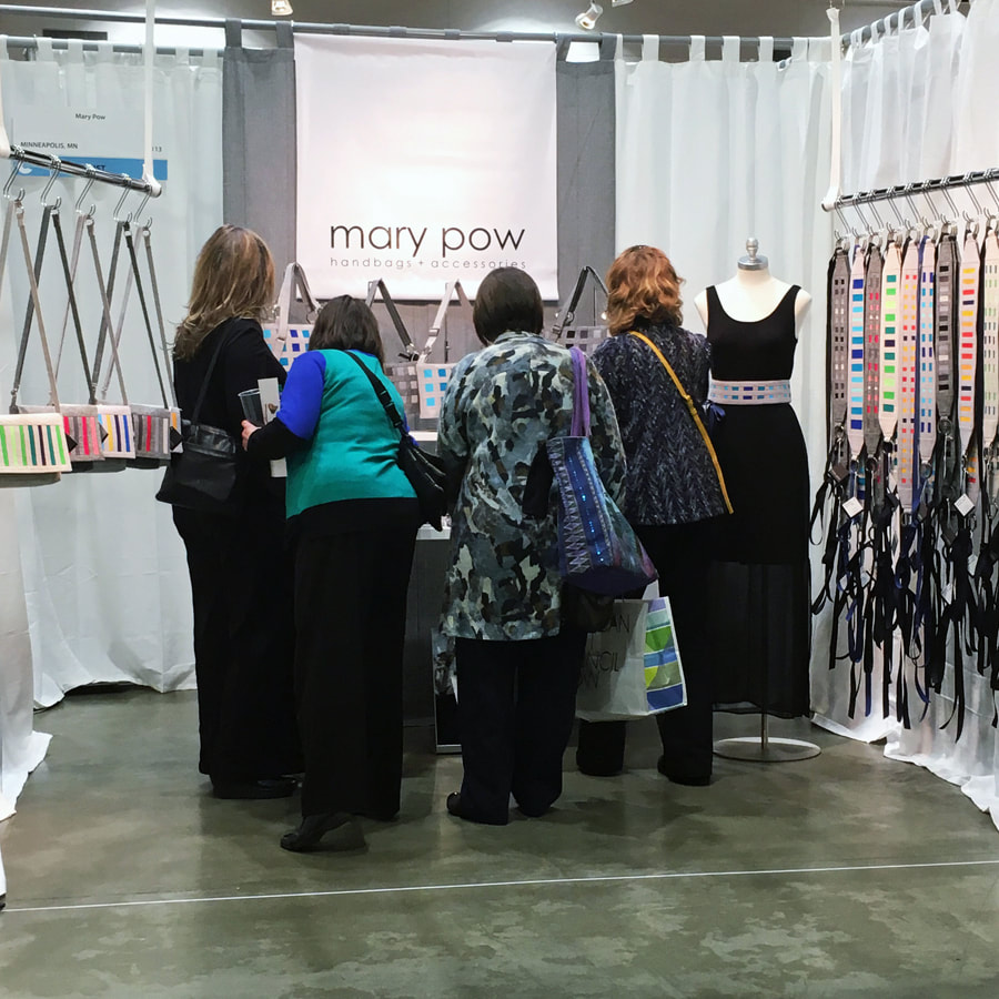American Craft Council Show St. Paul 2016 Mary Pow