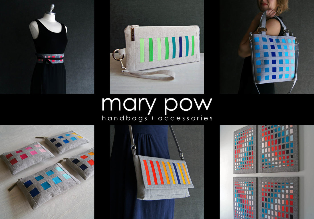 Mary Pow handbags + accessories